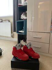 Nike Air Jordan Retro 5 Flight Suit