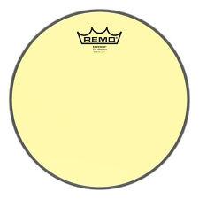 """Remo Emperor Colortone Yellow Drumhead 10"""""""