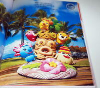 How to make Original Clay Character by Ochappi book from Japan Japanese #0900