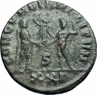 MAXIMIAN Authentic Ancient 293AD Genuine Original Roman Coin JUPITER i79364