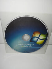 DVD - WINDOWS 7 ULTIMATE SP.1 - 32 BIT FULL - ITALIANO (MICROSOFT)