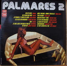 PALMARES 2 VARIATIONS/DYNASTIE CRISIS SEXY CHEESECAKE COVER FRENCH LP