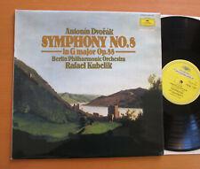 DG 2535 397 Dvorak Symphony 8 Rafael Kubelik Berlin Philharmonic NEAR MINT LP