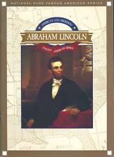 National Park Famous American Series   Abraham Lincoln Ft Sumter McClelland Gran