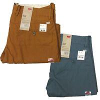 Levi's Men's 513 Slim Straight Trousers Casual Dress Pants