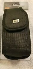 Reiko Vertical Rugged Pouch With Belt Clip In Black