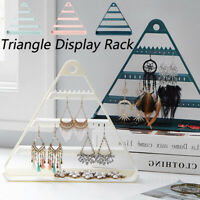 Rotating Jewelry Stand Display Organizer Necklace Earring Ring Holder Show Rack