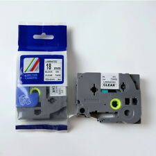 18mm for Brother TZe-S141 X-STRENGTH P-touch Label Tape TZeS141, TZS-141, TZS141