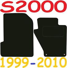 Honda S2000 Tailored car mats ** Deluxe Quality ** 2010 2009 2008 2007 2006 2005