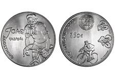 7,5 euro 2019 Ag 50 % Portogallo Portugal Joaquim AGOSTINHO 1943 1984 Португалия