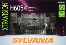 Headlight Bulb-Vista Sylvania H6054XV
