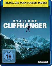 Cliffhanger - Hang On - Uncut [Blu-ray][NEU/OVP] Sylvester Stallone, John Lithgo