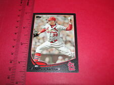 2013 TOPPS UPDATE Randy CHOATE #US152 Black/62 St Louis CARDINALS Florida State