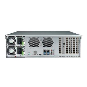 """NAS Thecus N16910SAS 19"""" 16bay Intel Xeon 16GB/2x 1Gbit-LAN 3(BID218305)"""