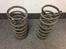 1968-1976 BMW 2002 Front Springs White Blue