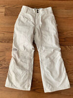 The North Face Ski Snowboard Winter Insulated Pants Girl's Size S FLAW