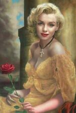 MONROE GOTHIC POSTER (91x61cm)  PICTURE PRINT NEW ART