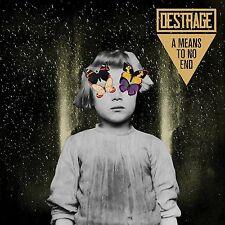 DESTRAGE - A MEANS TO NO END   CD NEU