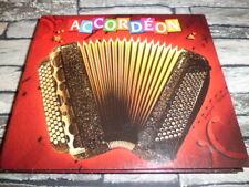 ACCORDEON 3 CD - BAL - CHANSONS - GUINGUETTES / PRUVOST HORNER etc.. 54 TITRES