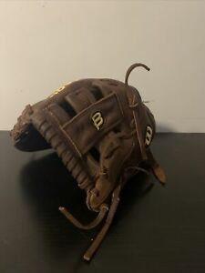 "Wilson A800 11.75"" Youth adult Trapeze Baseball Softball Glove Left Hand Throw"