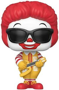 Funko Pop! Ad Icons: McDonald's - Rock Out Ronald 109 52991 In stock