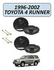 Fits Toyota 4 Runner 1996-2002 Factory Speaker Replacement Combo, PIONEER