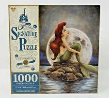 Disney Parks Signature Puzzle 1000 Piece The Little Mermaid Ariel