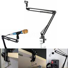 Arm Stand Holder Microphone Mic Suspension Boom Scissor for Studio Broadcast