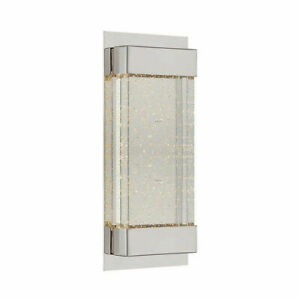 WAC Lighting WS-12713-PN Mythical Wall Sconce Polished Nickel