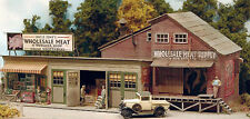 Bar Mills HO Scale Model Structure Four Fingered Tony's Laser Cut Kit Scenery