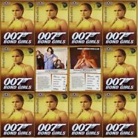 Top Trumps Single Cards 007 James Bond Girls Movie Characters Various (FB3)