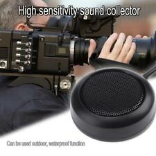 Fidelity Mic Audio Monitor Sound Pick-up Device Noise Reduction for CCTV Camera