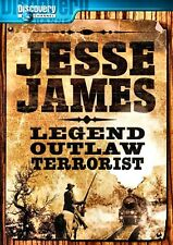 NEW DVD - DISCOVERY CHANNEL - JESSE JAMES - LEGEND OUTLAW TERRORIST -