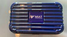 "MIAT Mongolian Airlines Amenity Kit Hardcase blaumetallic ""Edition 2021"" Neu!"