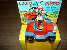 POLITOYS W5 AUTO PIPPO GOOFY DINGO MODEL CAR DISNEY POLISTIL