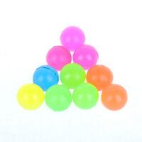 10 Super Bounce Bouncy Ball Jet Balls Children Kids Birthday Party Bag Gift Toys