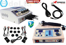 Ultrasound Therapy 1 Mhz And Electrotherapy 4 Channel Machines Combo Offer Dsf