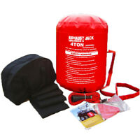 New 4.0 Ton Exhaust Jack Air Jack Inflatable Jack Exhaust and Pump Dual Use