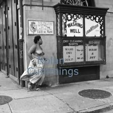 "10"" x 10"" Photo Print Street Photography New Orleans Black and White"