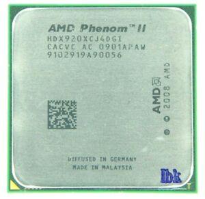 AMD Phenom II X4 920 2.8GHz Quad-Core (HDX920XCJ4DGI) Processor w/Grease