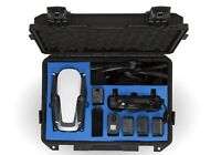 Waterproof Hard Case For DJI Mavic Air Drone Fit 4x Batteries Charger Propellers