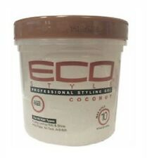 Eco Styler Coconut Oil Hair Get For All Hair Type Max Hold 12oz (355ml)