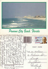 1980's PANAMA CITY BEACH FLORIDA UNITED STATES COLOUR POSTCARD