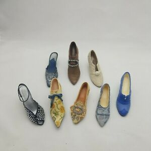 LOT 8 Miniature Shoes Just the right shoe by Raine