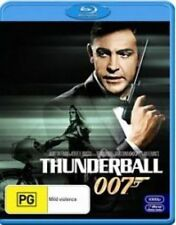 Thunderball Blu-ray Region B James Bond 007 Sean Connery