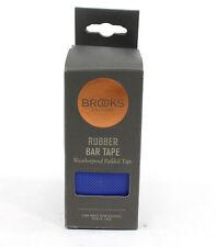 Brooks Cambium Rubber Bar Tape Blue Road Bike Handlebar Tape