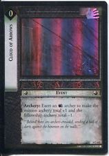 Lord Of The Rings CCG Foil Card TTT 4.C145 Cloud Of Arrows