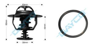 DAYCO Thermostat Mitsubishi Triton V6 3.0L 3.5L MK ML 6G72 6G74 inc ORing DT56A
