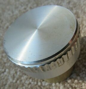 Single (1) Fisher RS 1015 1035 + More Tuning Knob Part For Receiver VG Cond