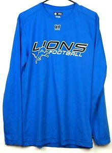 Detroit Lions Football Shirt - NFL Team Apparel - S